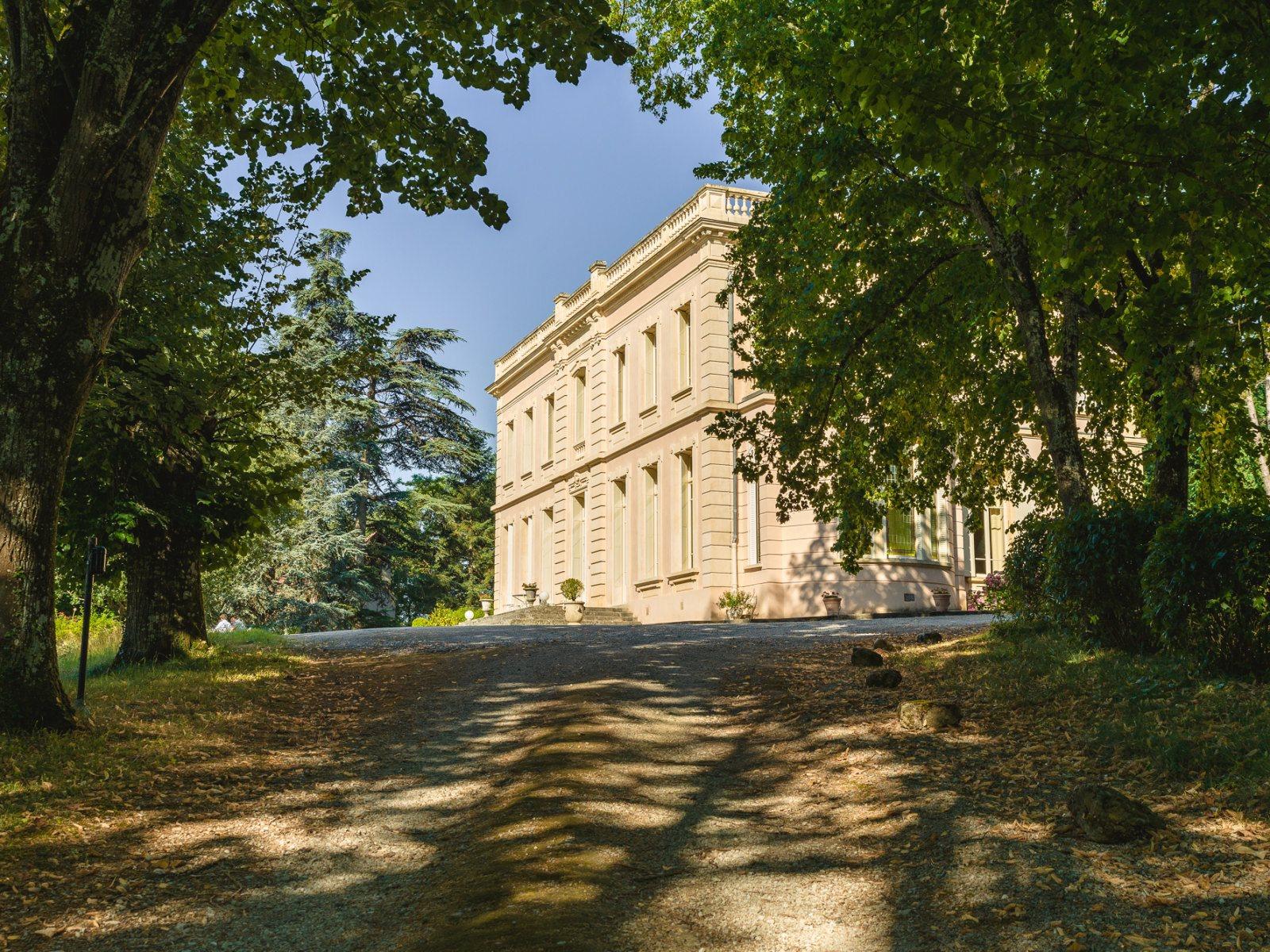 La Villa les Pins des chambres d h´tes  Lempaut dans le Tarn